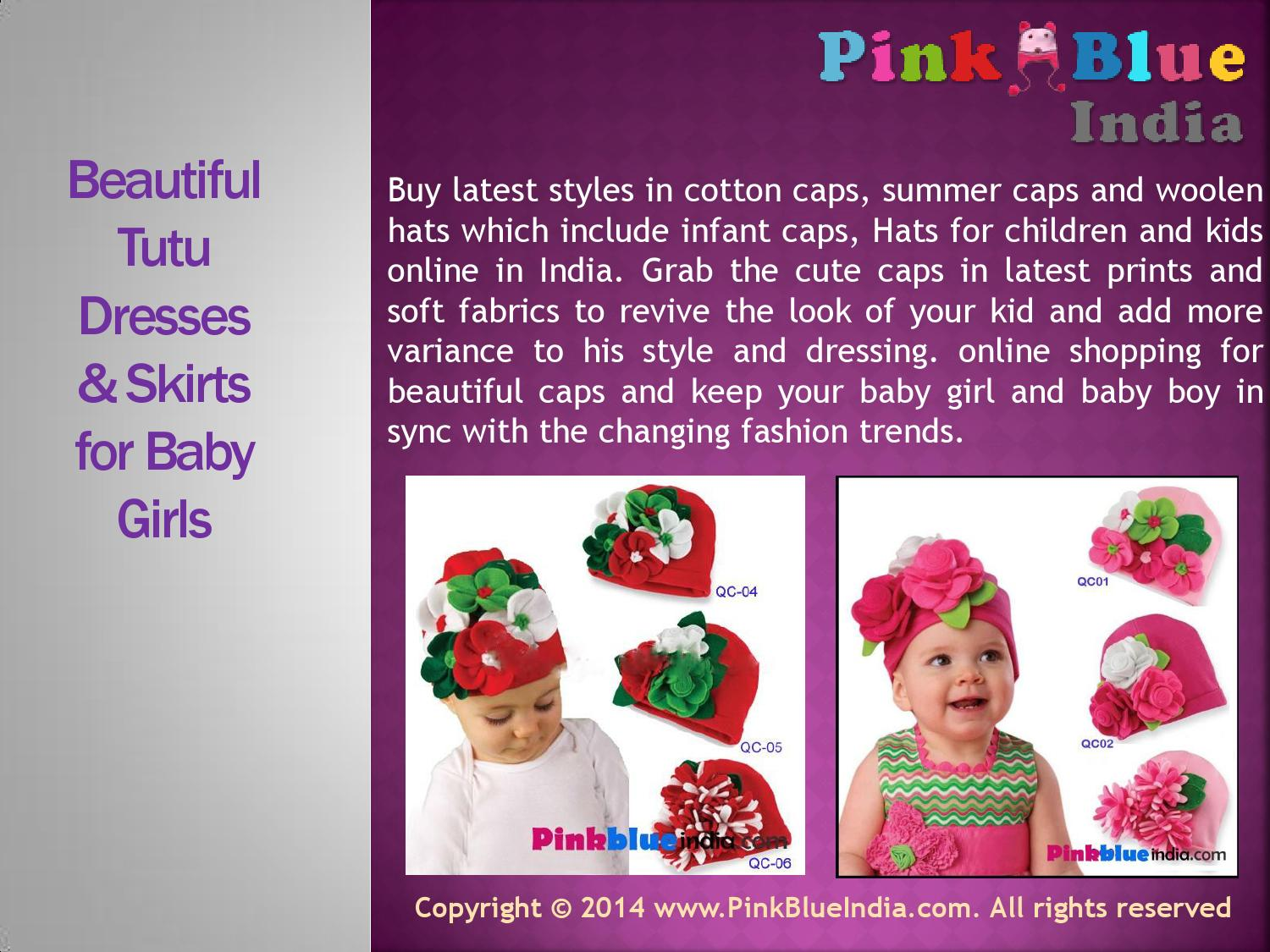 Newborn Babies Online Shopping Newborn Baby Hats And Caps Online In India By Pink Blue