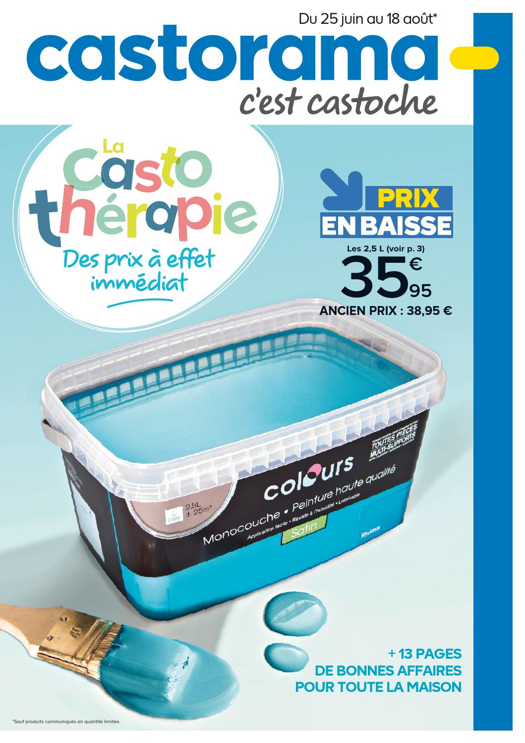 Mousse Emballage Castorama Castorama Catalogue 25juin 18aout2014 By Promocatalogues Issuu