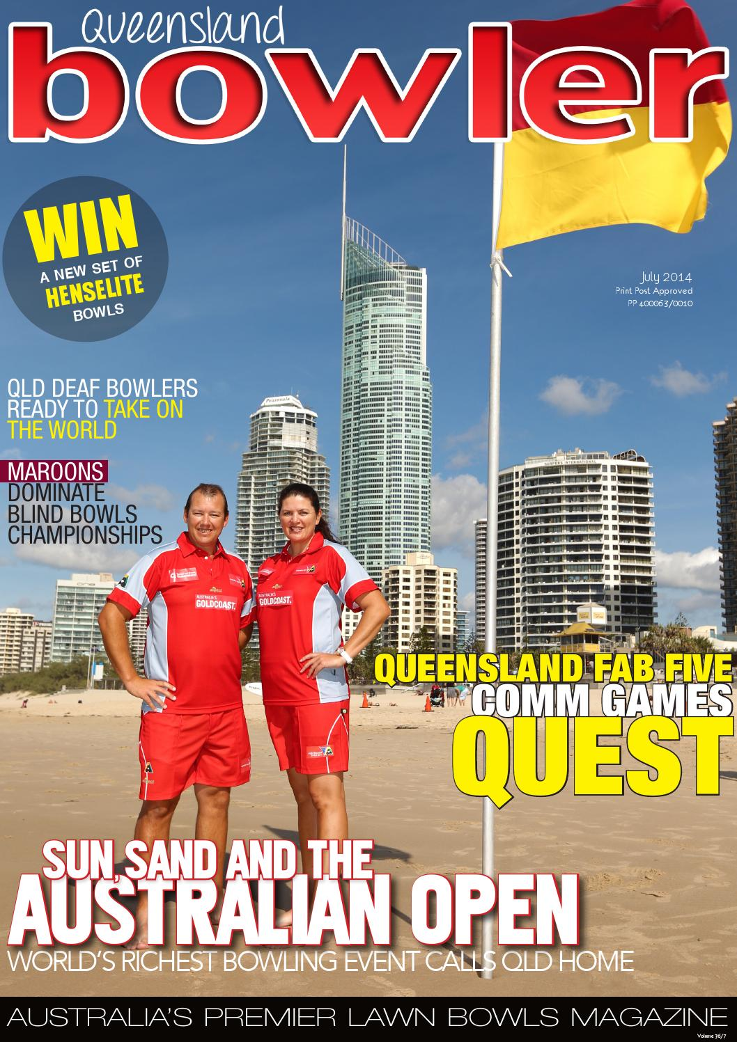 Bowls Qld July 2014 By Queensland Bowler Issuu