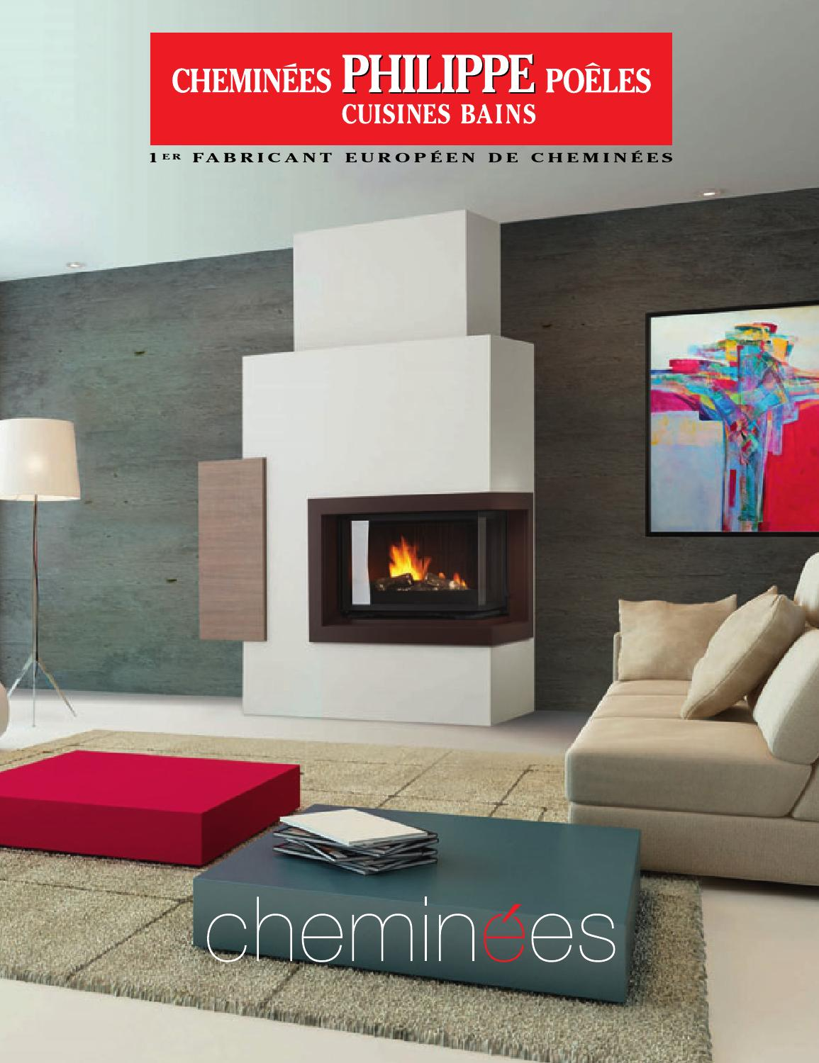 Cheminees Philippe 1001 Etanche Cheminees Philippe 2014 2015 By Idea Studio Caminetti Issuu
