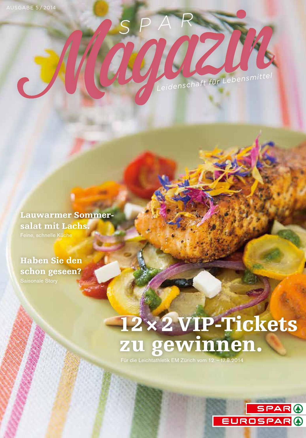 Spar Feine Küche Magazin Spar Magazin 05 By Inscript Gmbh Issuu