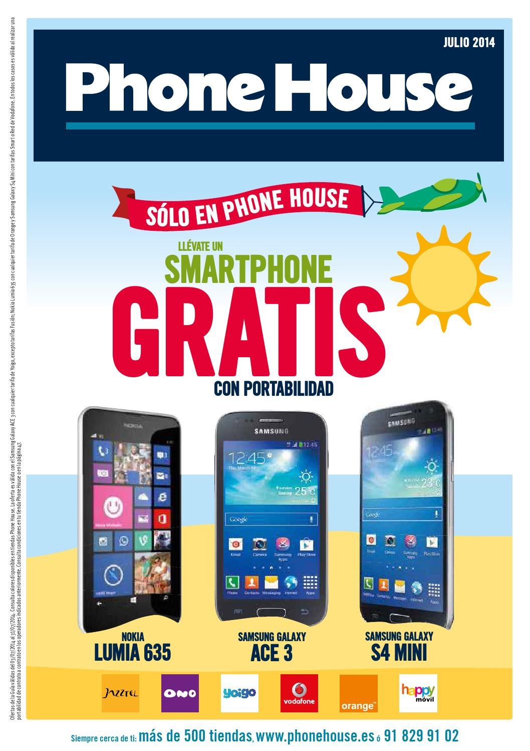 Phone House Moviles Libres Catalogo Catalogo Phone House By Misfolletos Misfolletos Issuu