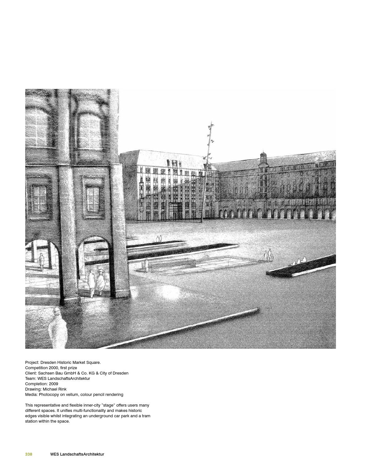 Landschaftsarchitektur Dresden Drawing For Landscape Architects By Detail Issuu