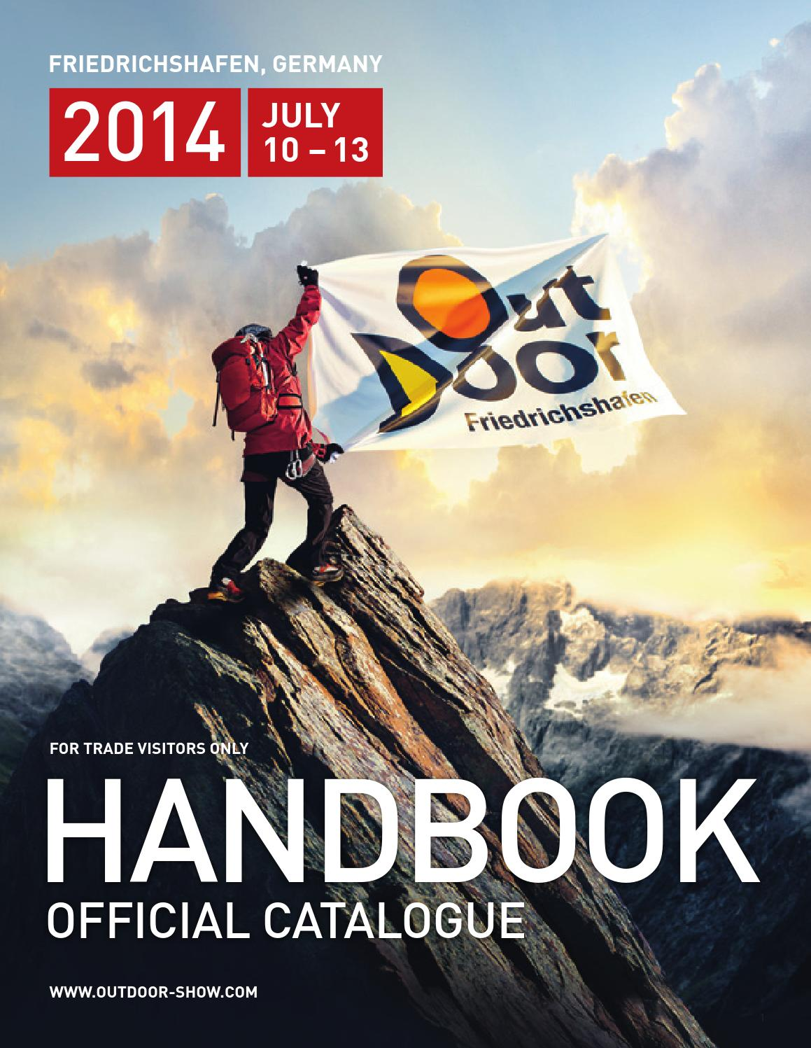 Sessel Cassin Outdoor 2014 Handbook