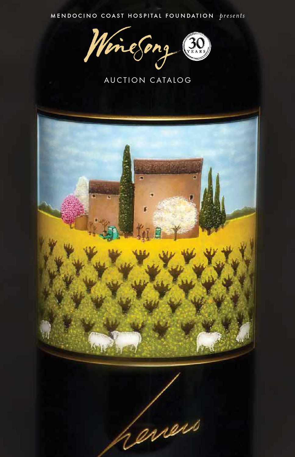 Artevino Zinfandel Winesong 2014 Auction Catalog By Winesong Issuu