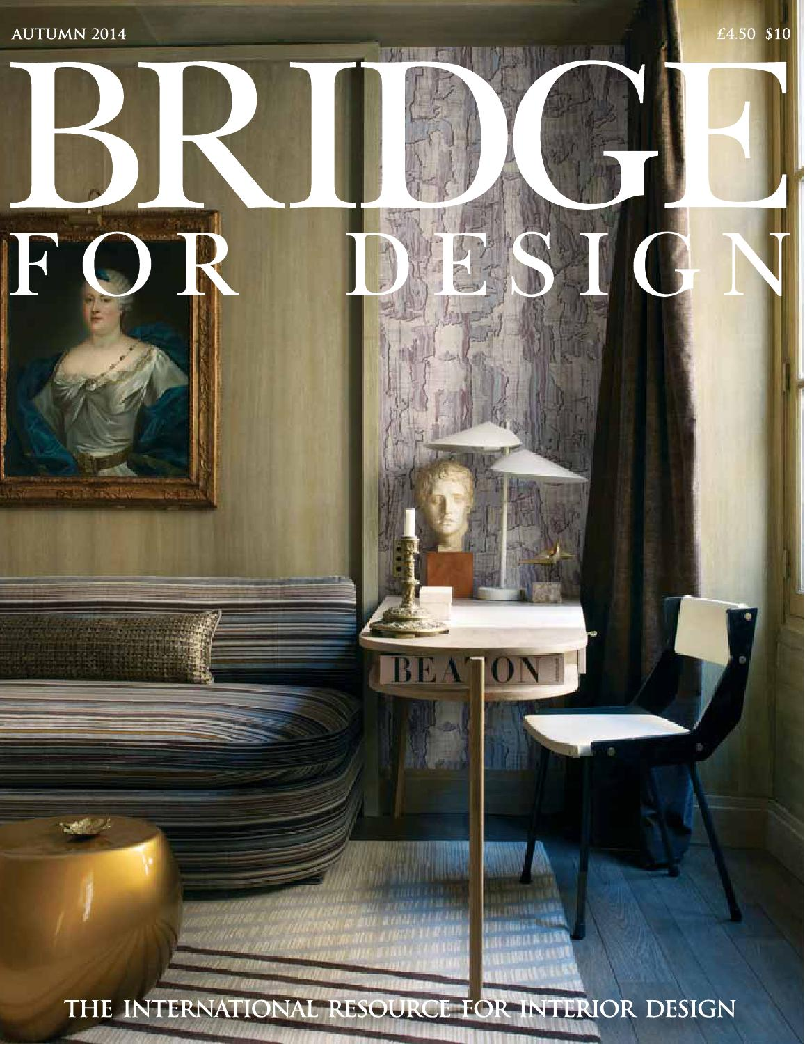 Interio Sofa Thierry Bridge For Design Autumn 2014