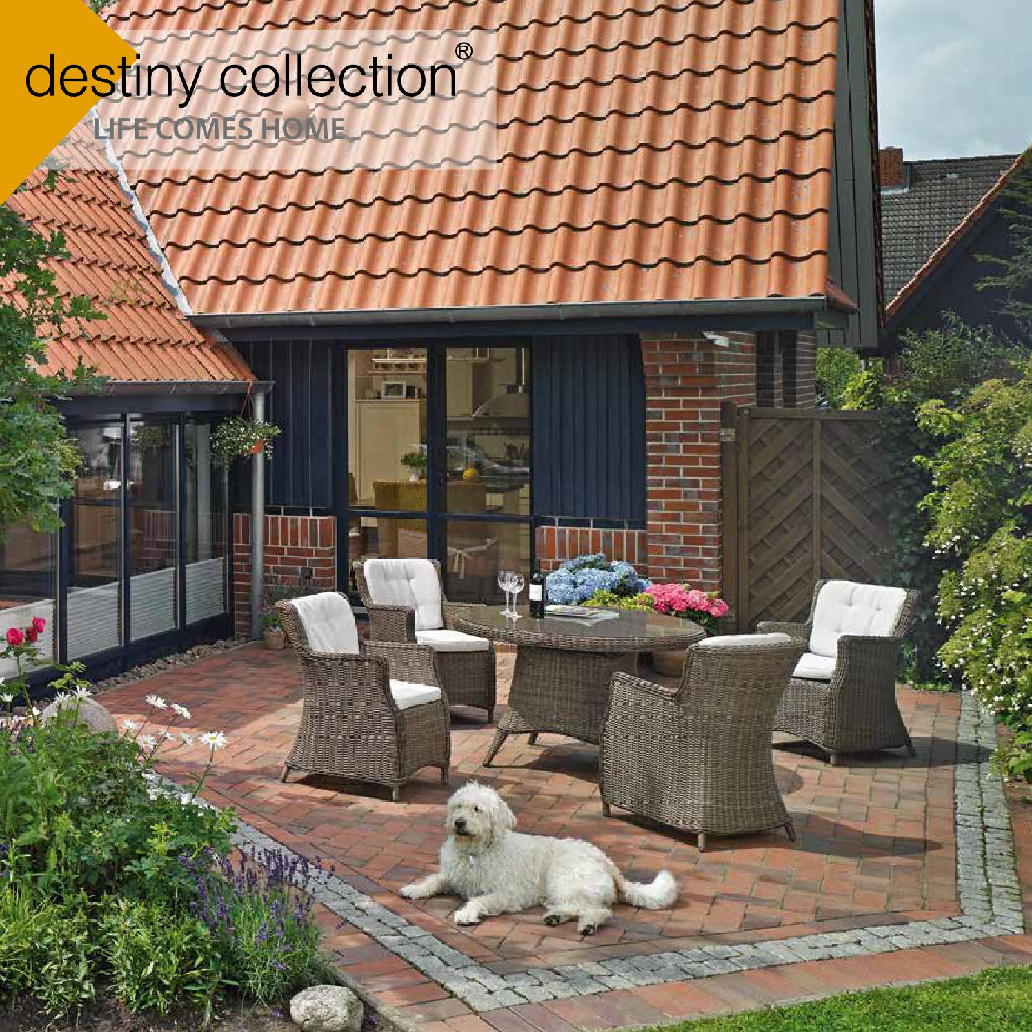 Holzklapptische Der Neue Katalog Destiny Collection 2015 By Destiny
