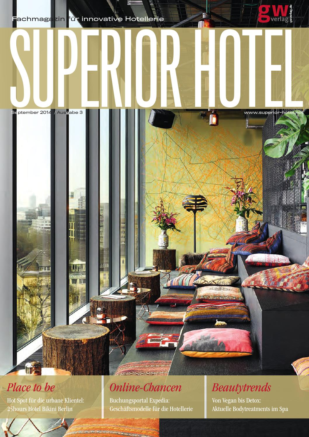 Superior Hotel 3 14 By Gw Verlag Issuu