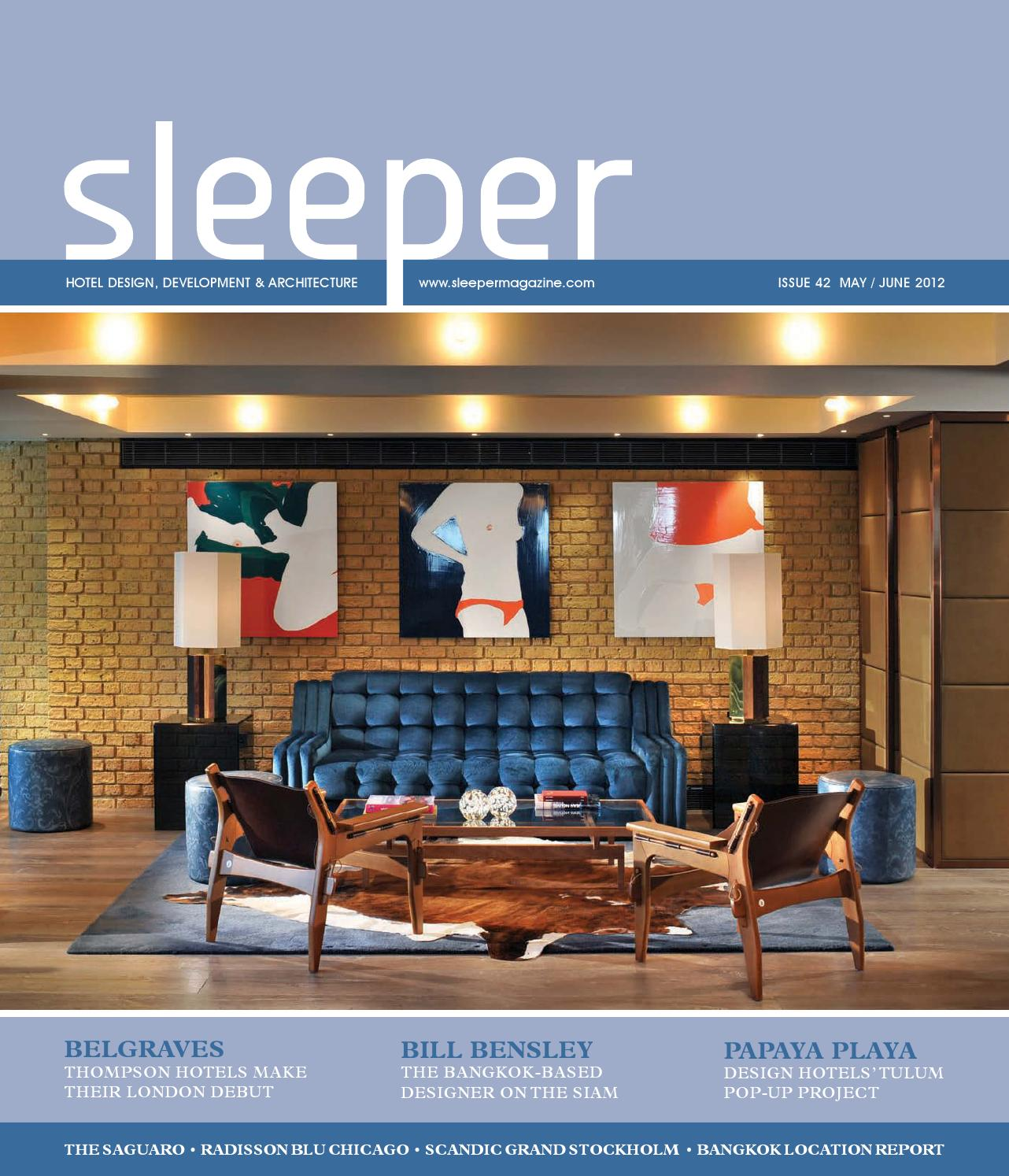 Küchen In U Form Bilder Sleeper 42 May June 2012 By Mondiale Publishing Issuu
