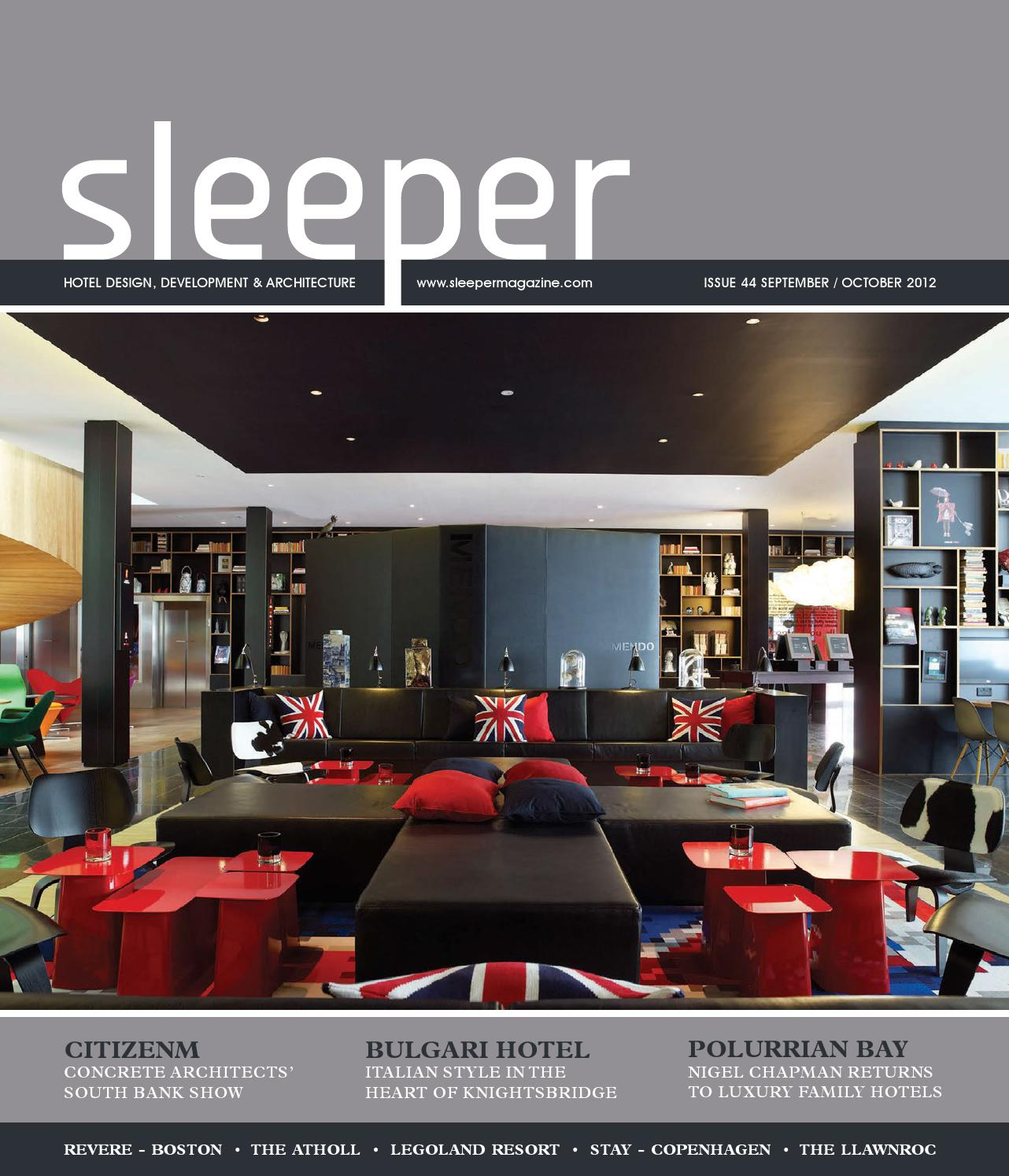 Sleeper 44 September October 2012 By Mondiale Media Issuu