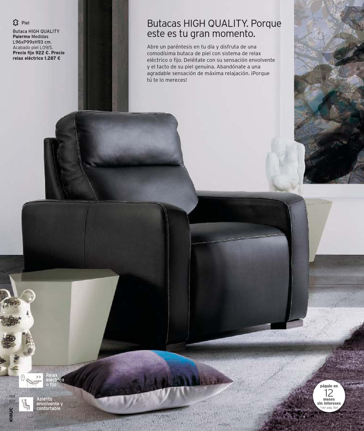 Butacas De Relax Catalogo 2014 15 By Kibuc Issuu