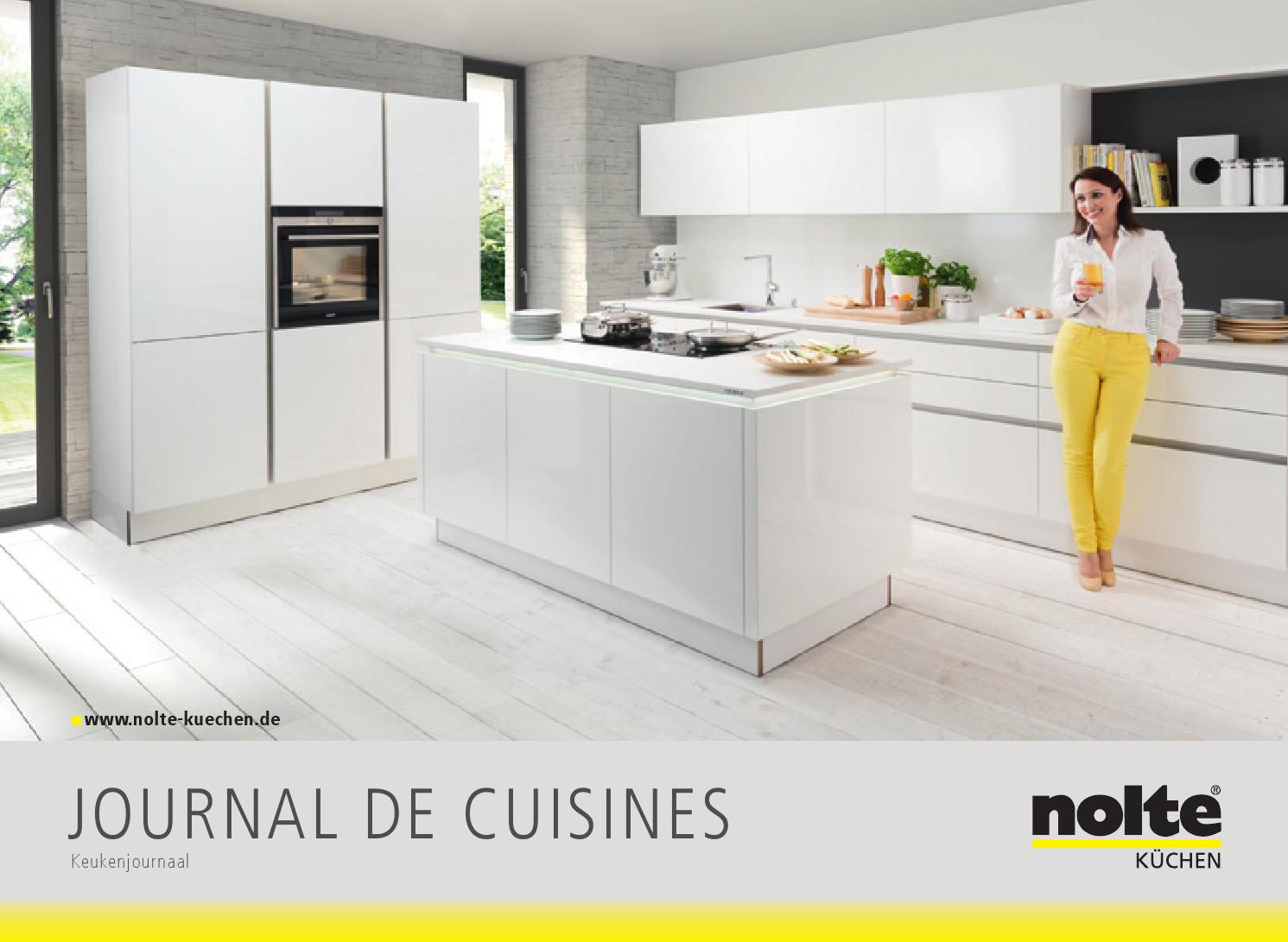 Nolte Verona Keuken Catalogue Nolte 2014 By Mohamed Issuu