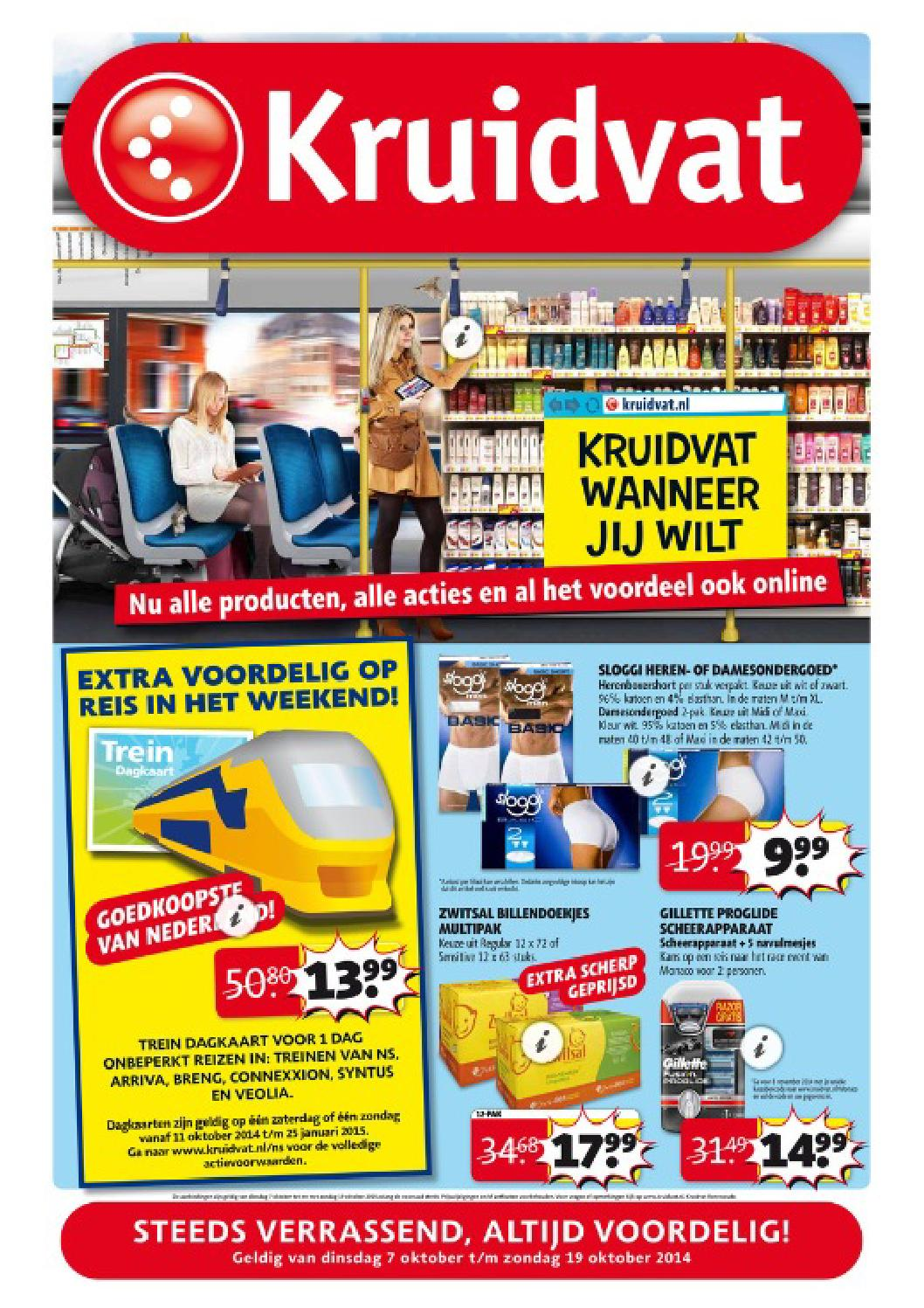 Kruitvat Aanbieding Kruidvat Folder Week 41 And 42 By Online Folders Issuu