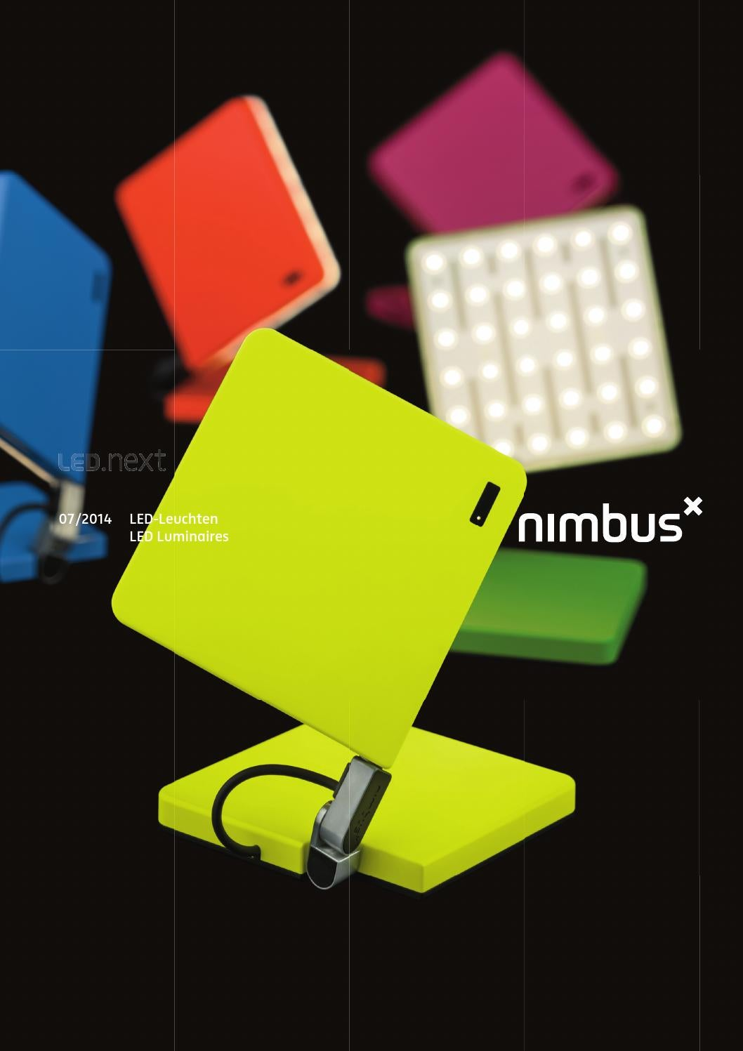 Led Langfeldleuchte Nimbus Led Next Hauptkatalog 2014 By Proluma Ag Issuu