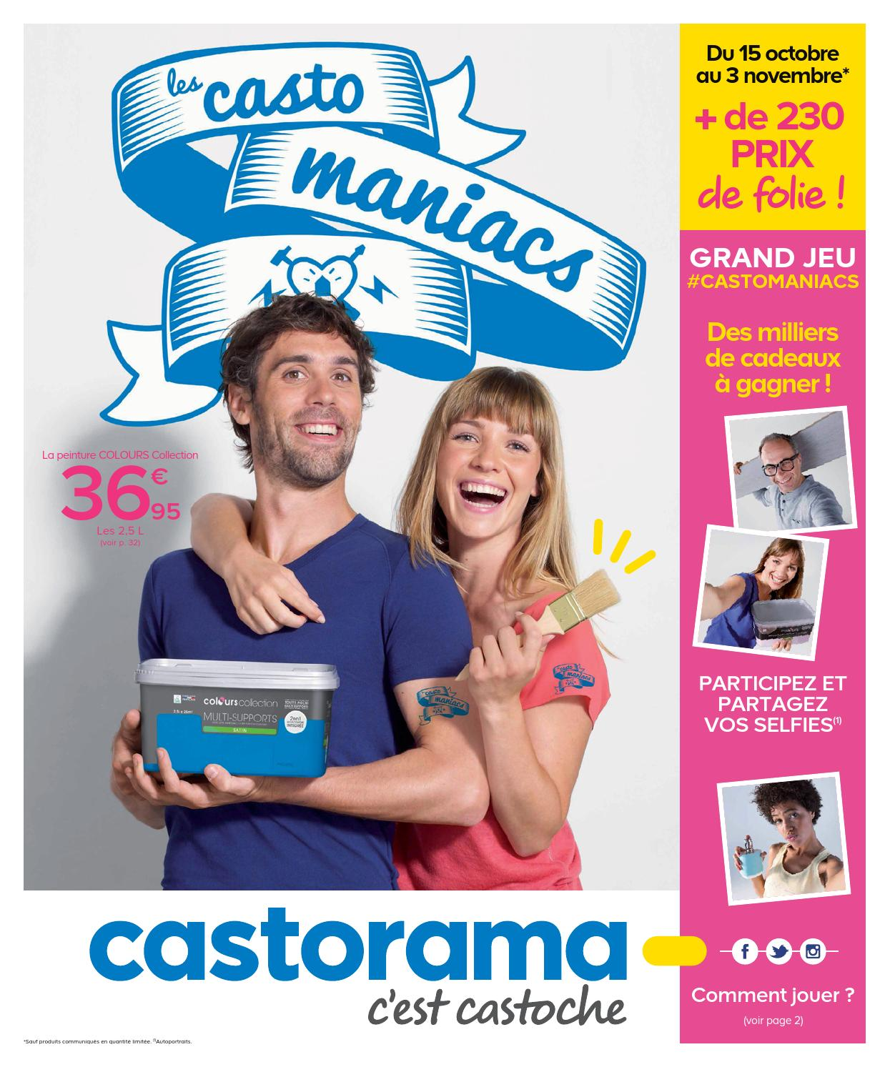 Casto Toulon Castorama Catalogue 15octobre 3novembre2014 By Promocatalogues