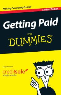 Getting paid for dummies by Creditsafe - Issuu