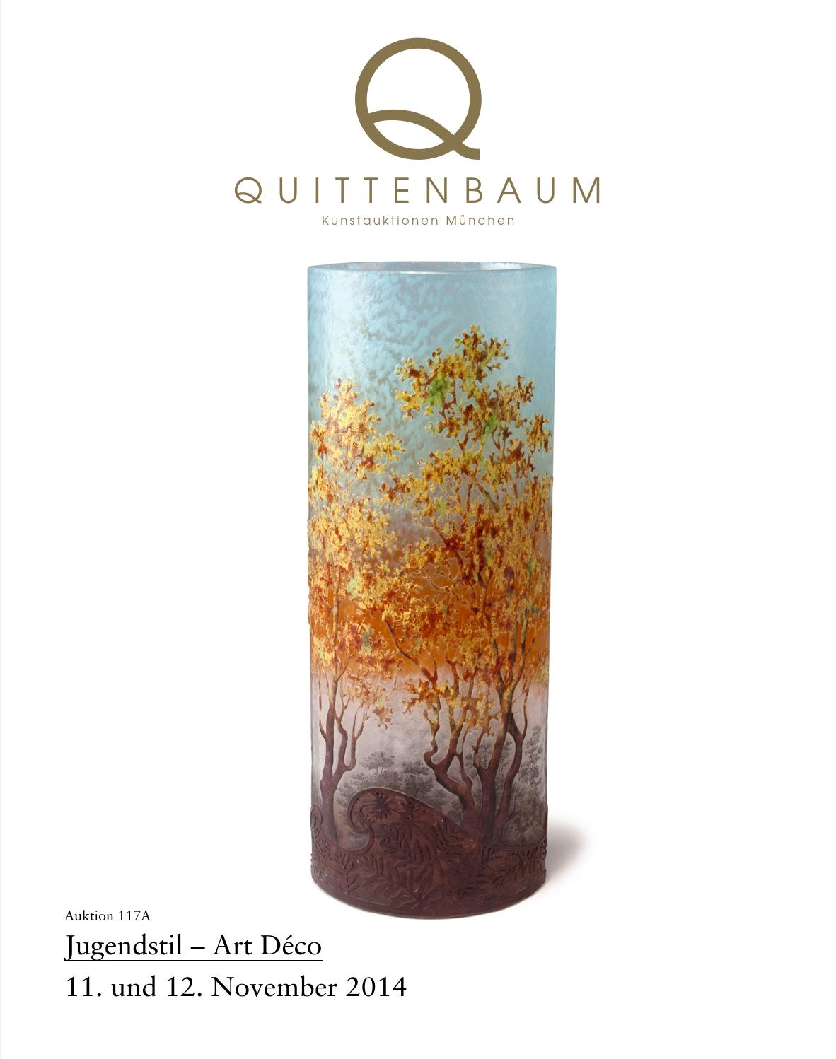 Keksdose Weihnachten Auction 117a Art Nouveau Art Déco Quittenbaum Art Auctions