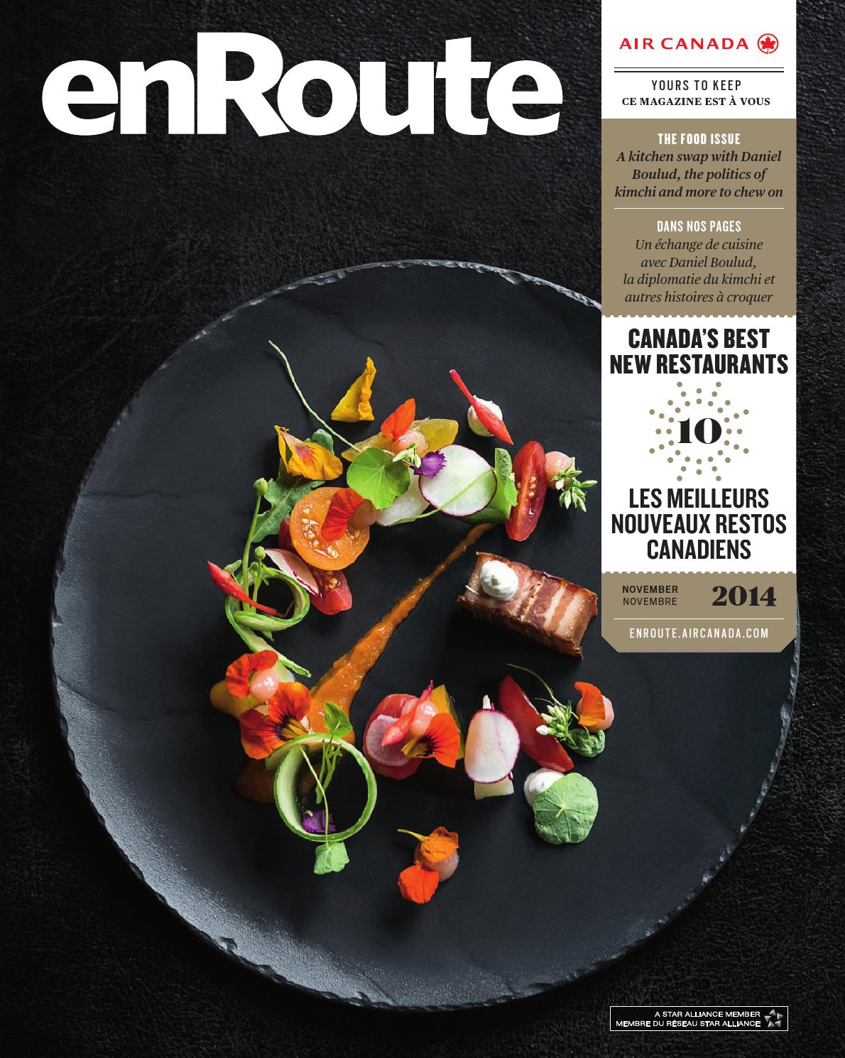 Jeux De Cuisine Avec Papa Louis Air Canada Enroute Magazine November 2014 By Spafax Issuu