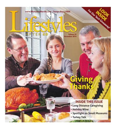 Lifestyles After 50 Hillsborough November 2014 edition by ...