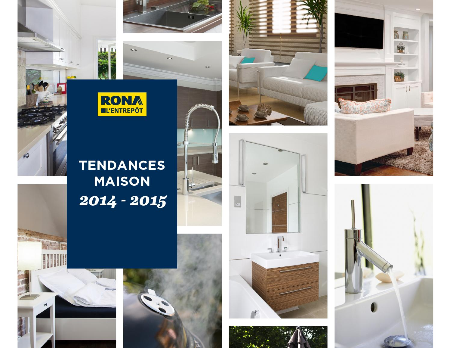 Store Exterieur Rona Guide Tendances Rona 2014 2015 By Rona Issuu