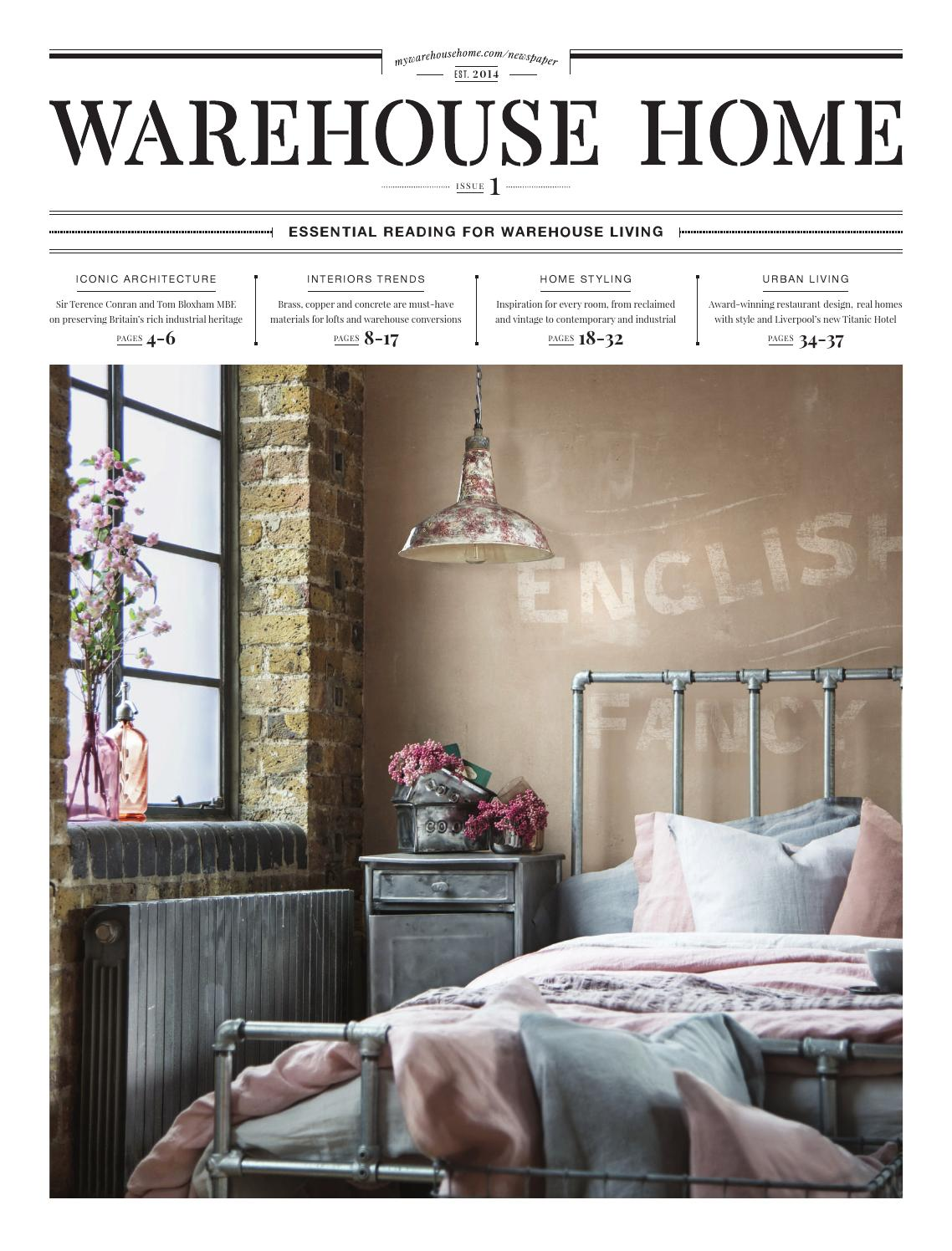 Chesterfield Sofa Riess Ambiente Warehouse Home Launch Issue