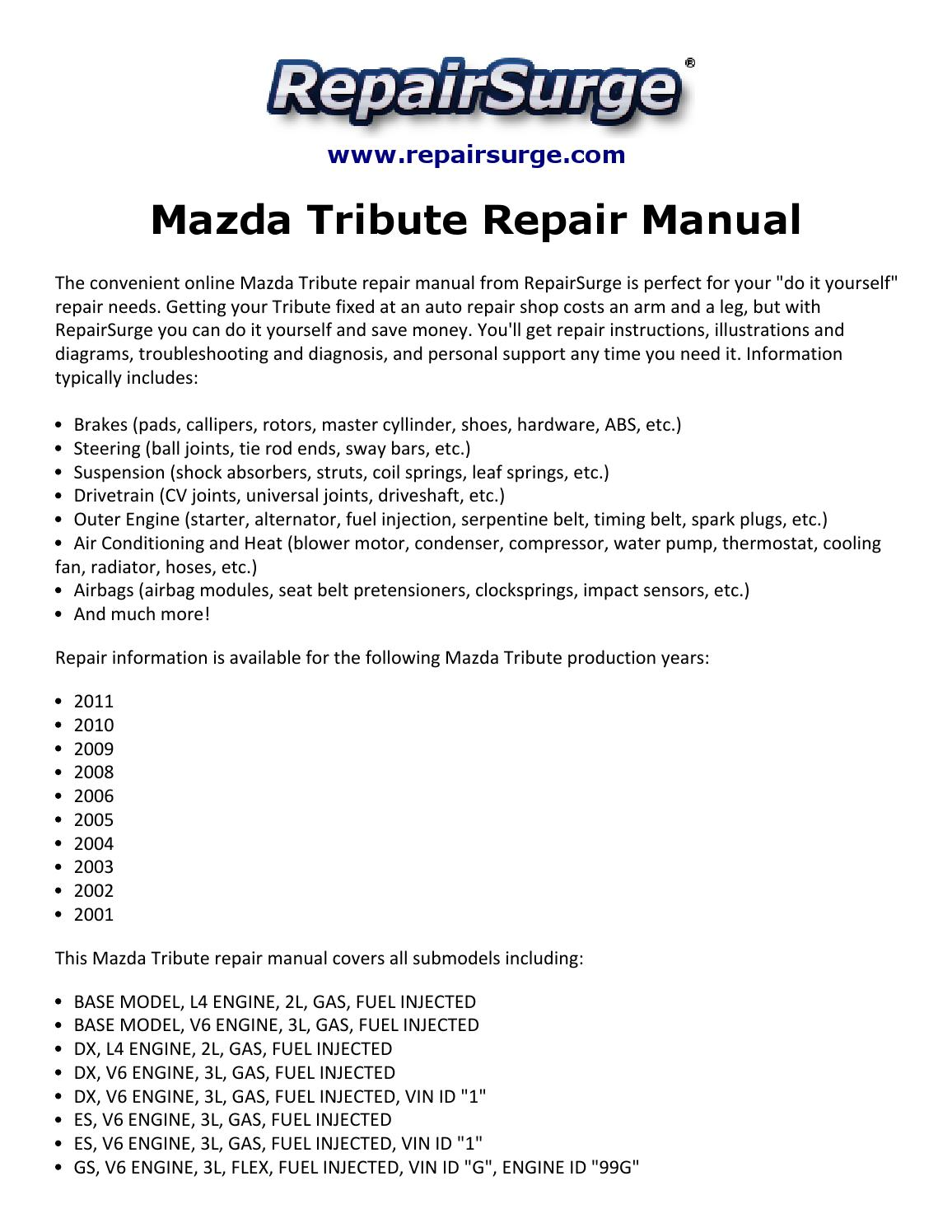 2001 Mazda Tribute Engine Diagram Starter  Diagram Engine Full Version Hd Quality Diagram Free