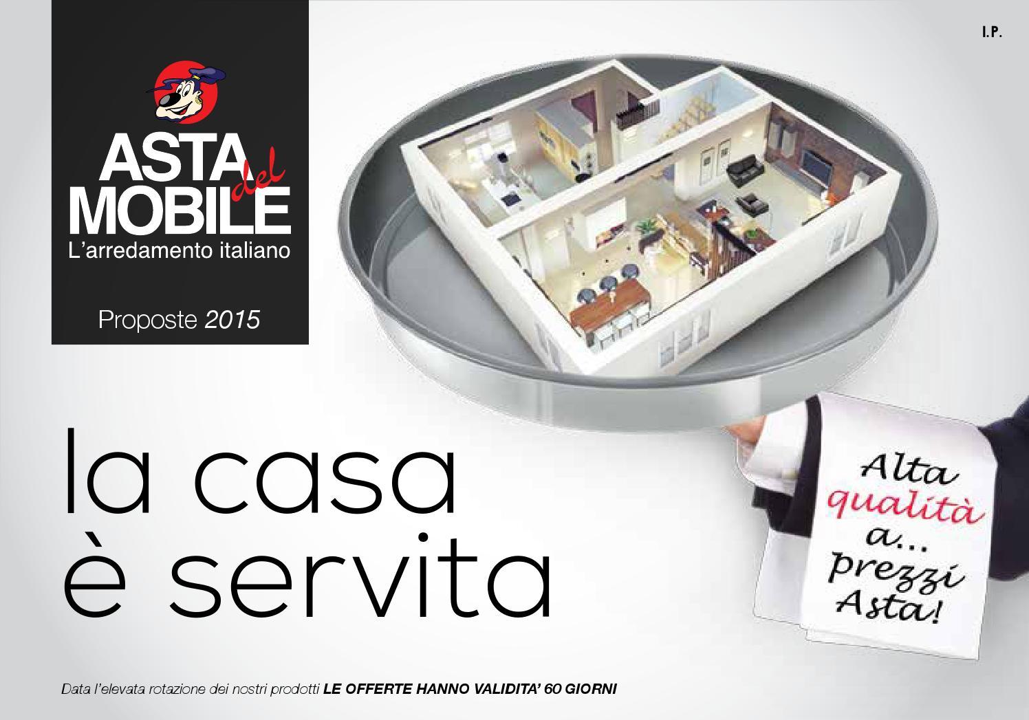 Asta Del Mobile Soggiorno Vivien | Cucine Mobilturi Produzione ...