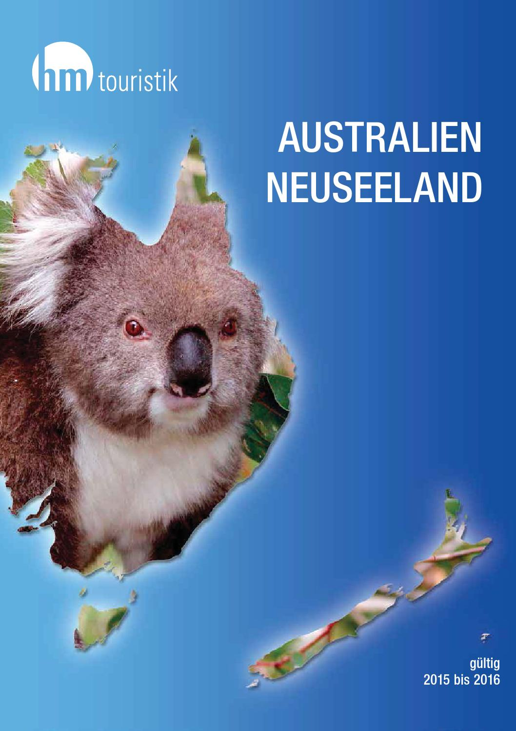Destination Australia And New Zealand 2015 16 By Hm Touristik By Koolivoo Issuu