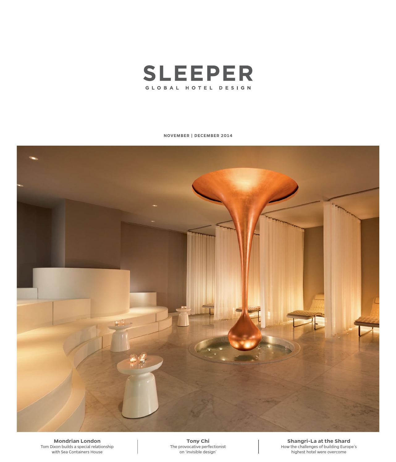 Sleeper November December 2014 Issue 57 By Mondiale Media Issuu