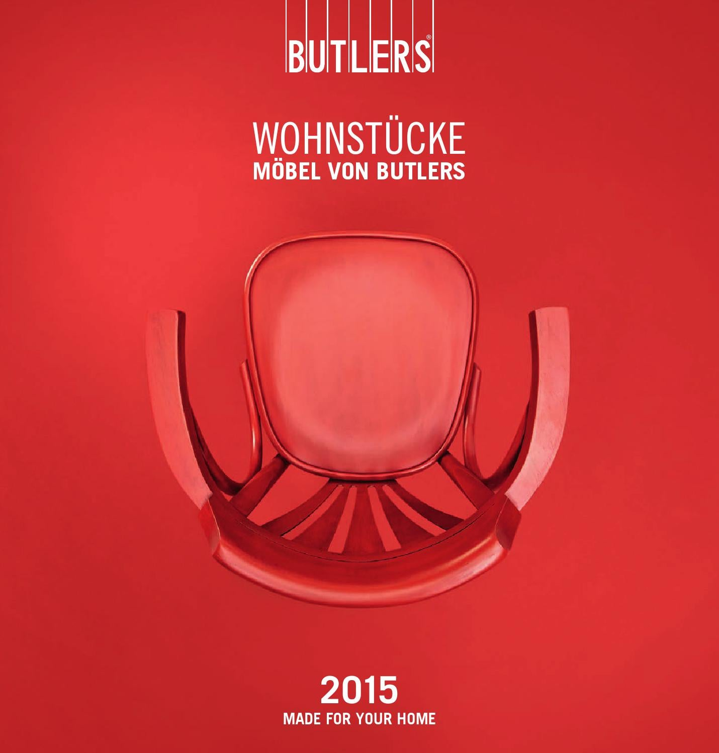 Butlers Katalog Wohnstuecke Katalog 2015 By Alle Angebote Issuu