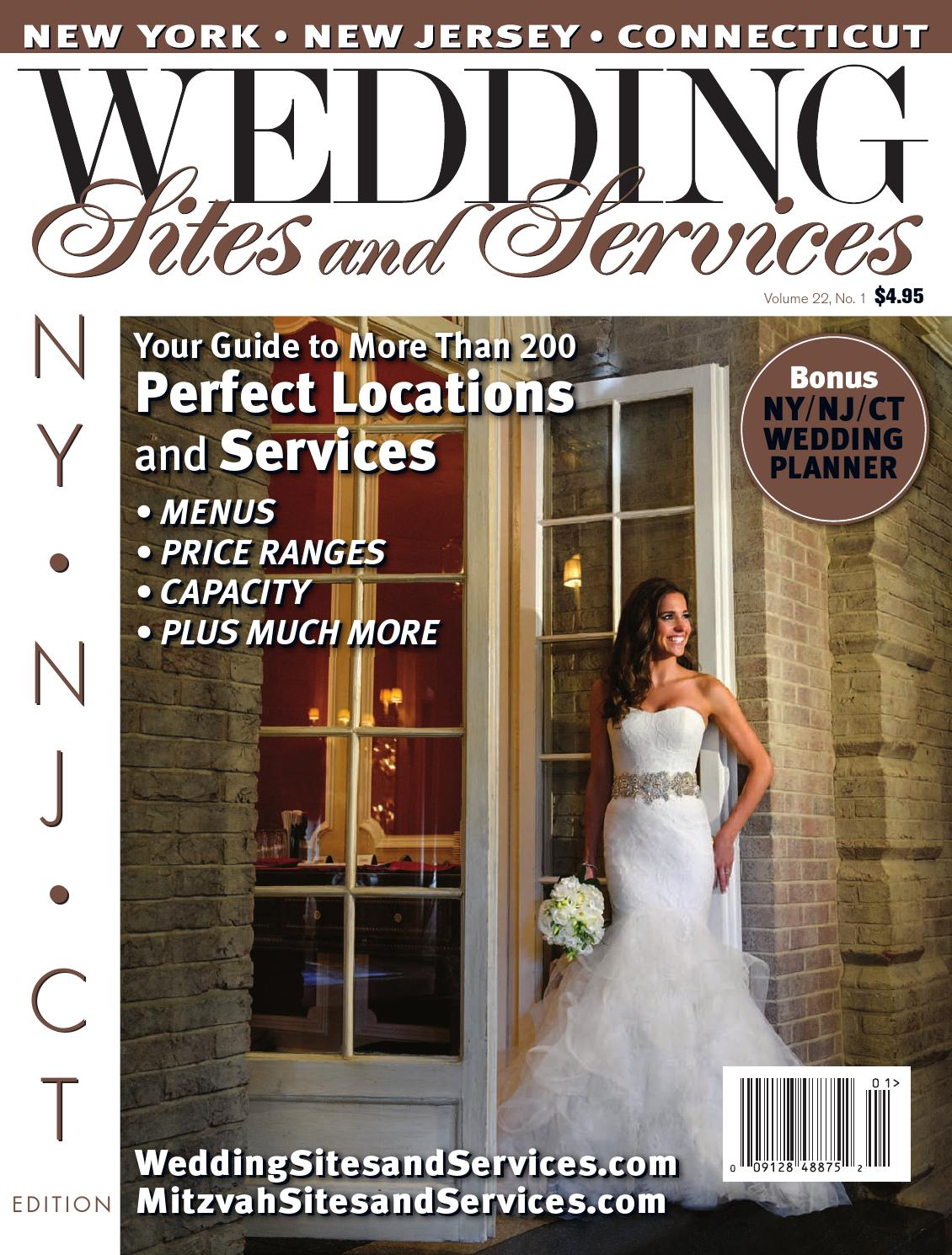 Wedding Sites And Services Ny Nj Ct January 2015 Edition By Wedding Sites And Services Issuu