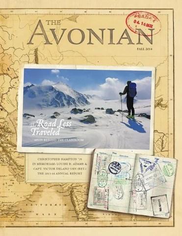 The Avonian - Fall 2011 by Avon Old Farms School - issuu - designer mobel salz amma