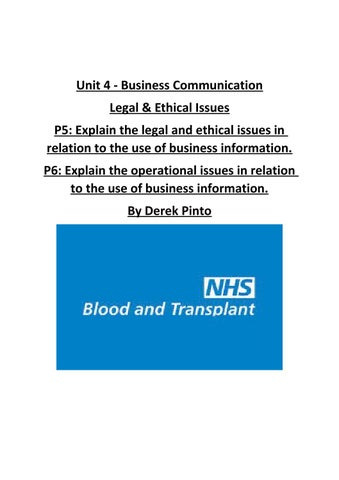 Legal and ethical issues in business Homework Example