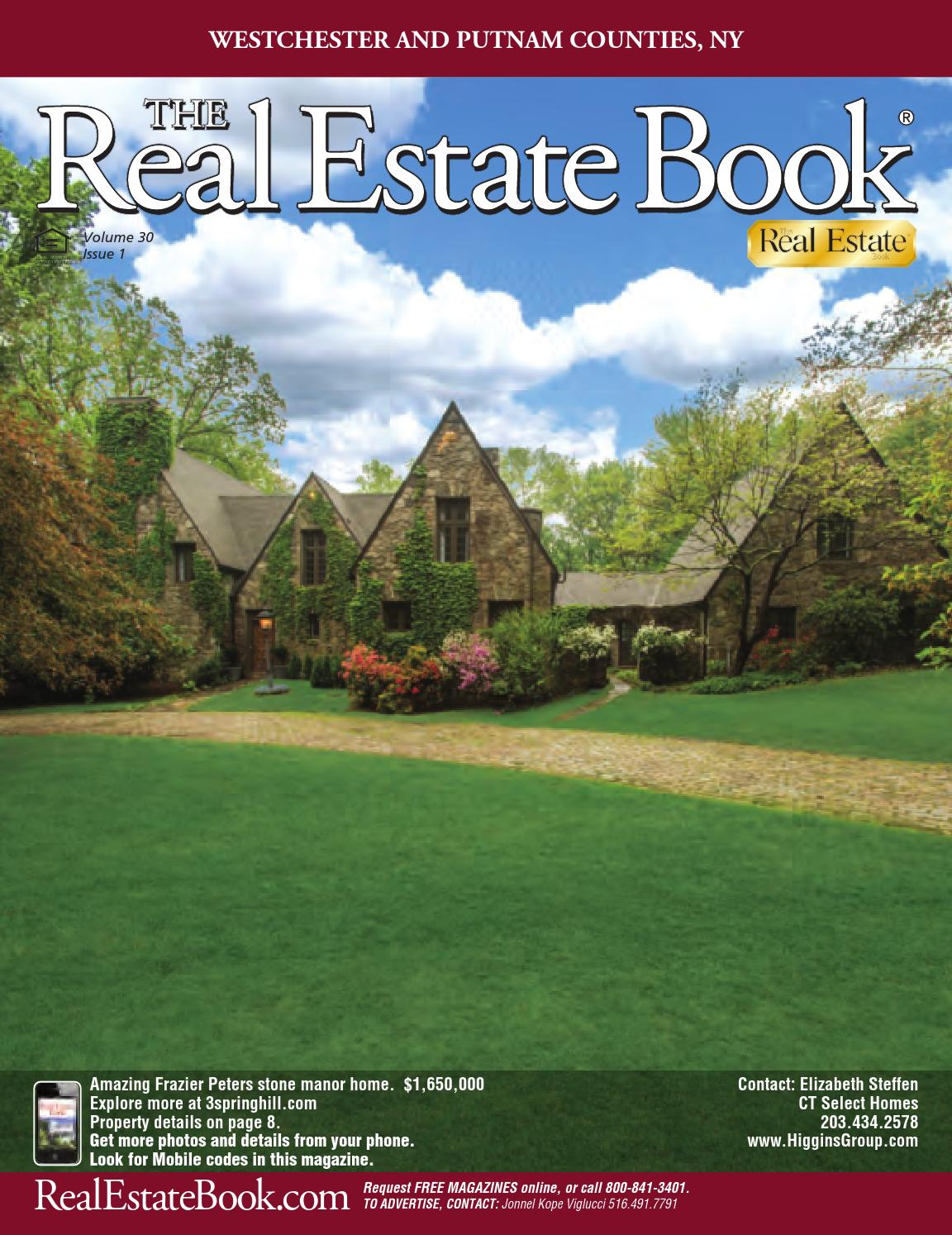 Elizabeth's Farmhouse Putnam Ct The Real Estate Book Of Westchester 30 1 By Treb