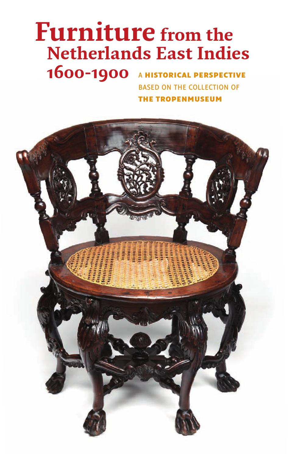 Sofa Repair Jakarta Furniture From The Netherlands East Indies By Lm Publishers Issuu