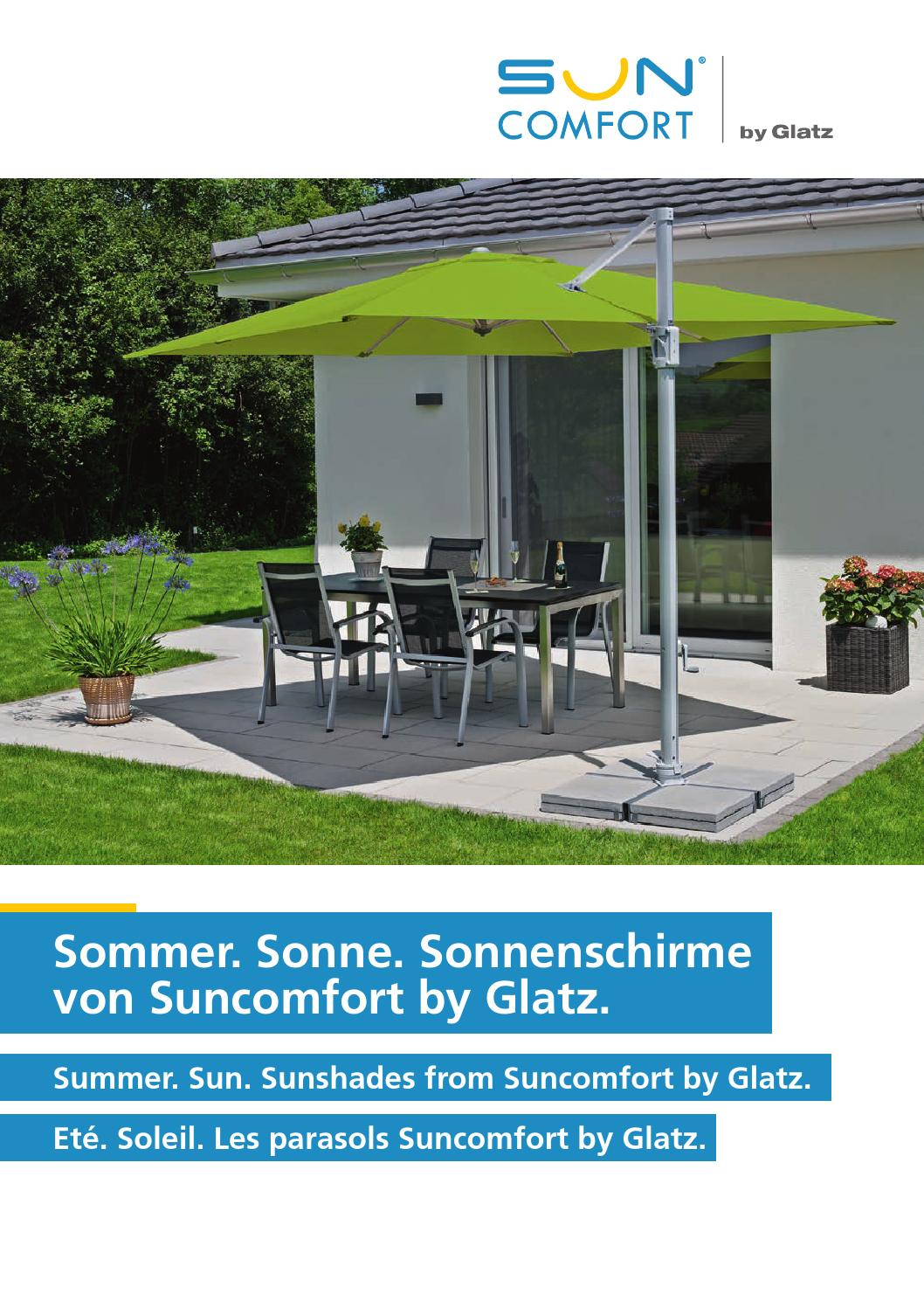 Glatz Suncomfort Sunflex Glatz Suncomfort Katalog By Opus Marketing Gmbh Issuu