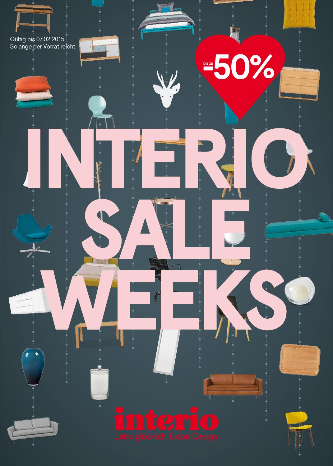 Interio Sofa Valenza Sale Folder