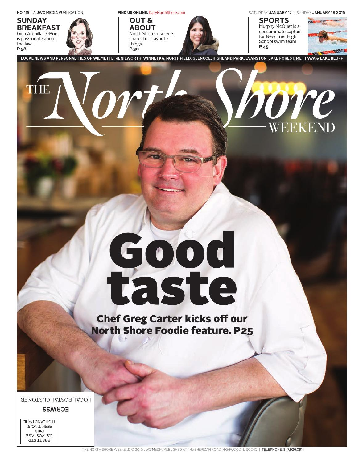 The North Shore Weekend East Issue 119 By Jwc Media Issuu