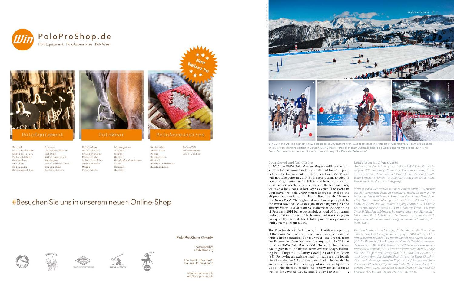Garten 24 Online Polo 10 On Snow 2014 2015 By Hrcs Issuu
