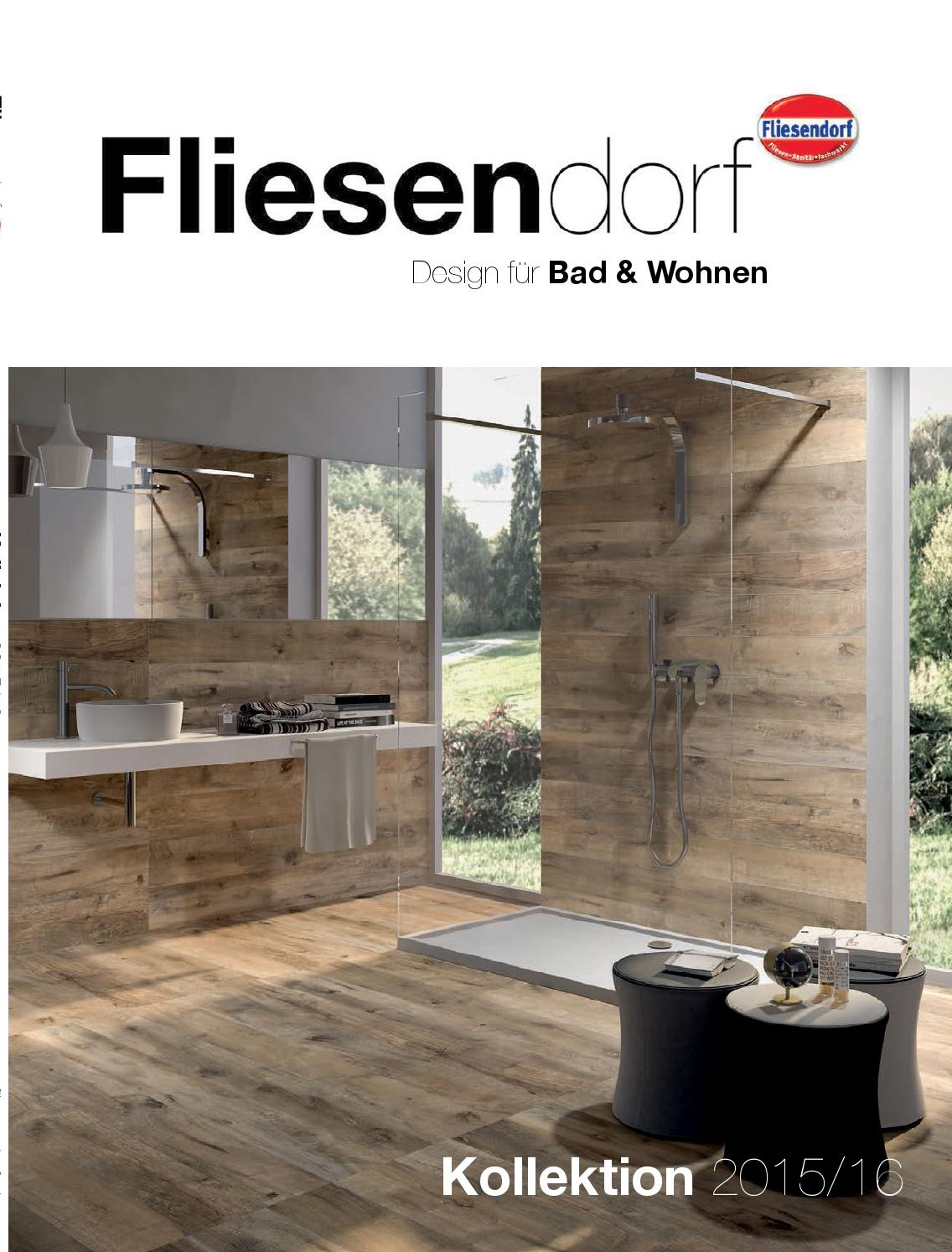Badezimmer Fliesen 20 X 40 Fliesendorf Kollektion 2015 2016 By Fliesendorf At Issuu