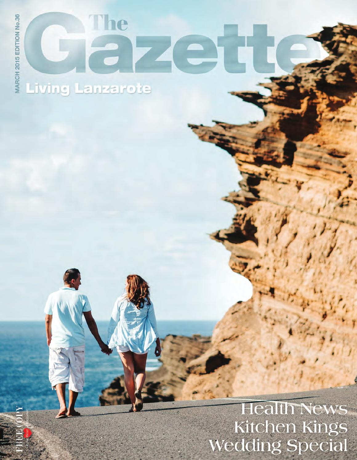 Sofas Ikea Lanzarote The Lanzarote Gazette March 2015 By The Lanzarote Gazette