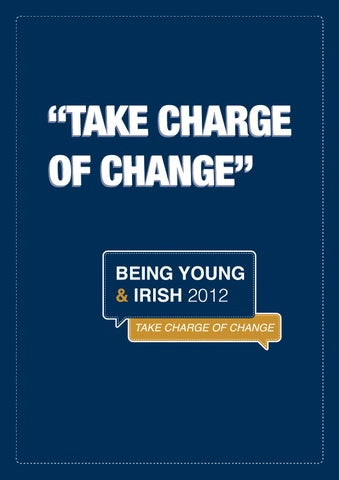 Take charge of change report by Áras an Uachtaráin - issuu
