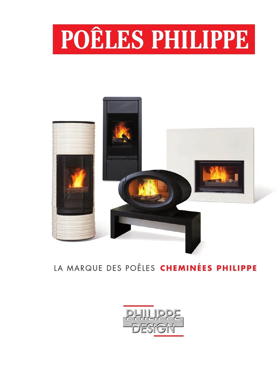 Cheminées Philippe Clairvaux Philippe Design 2015 By Idea Studio Caminetti Issuu