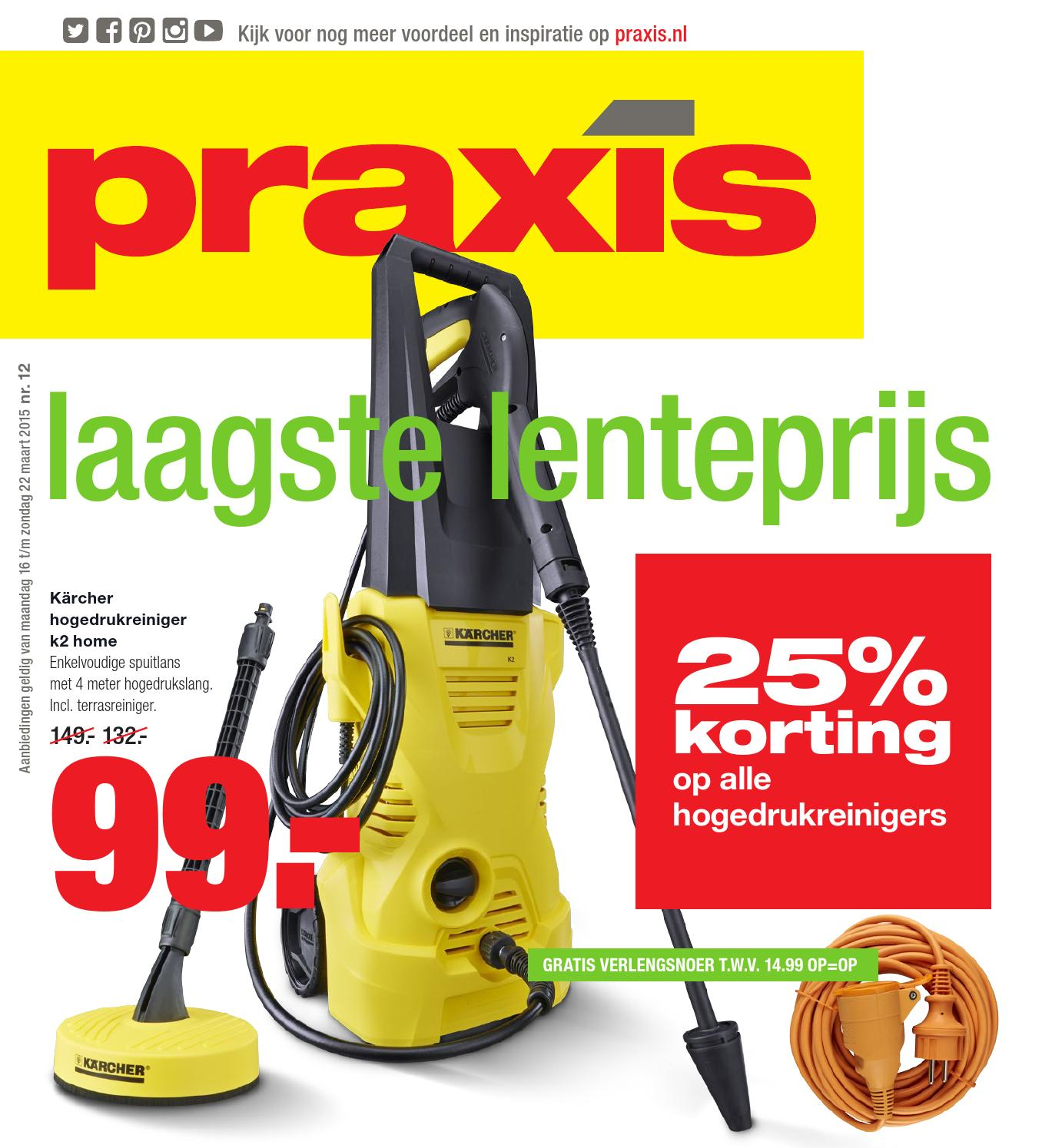 Betontegels 50x50 Praxis Praxis Folder Week 12 2015
