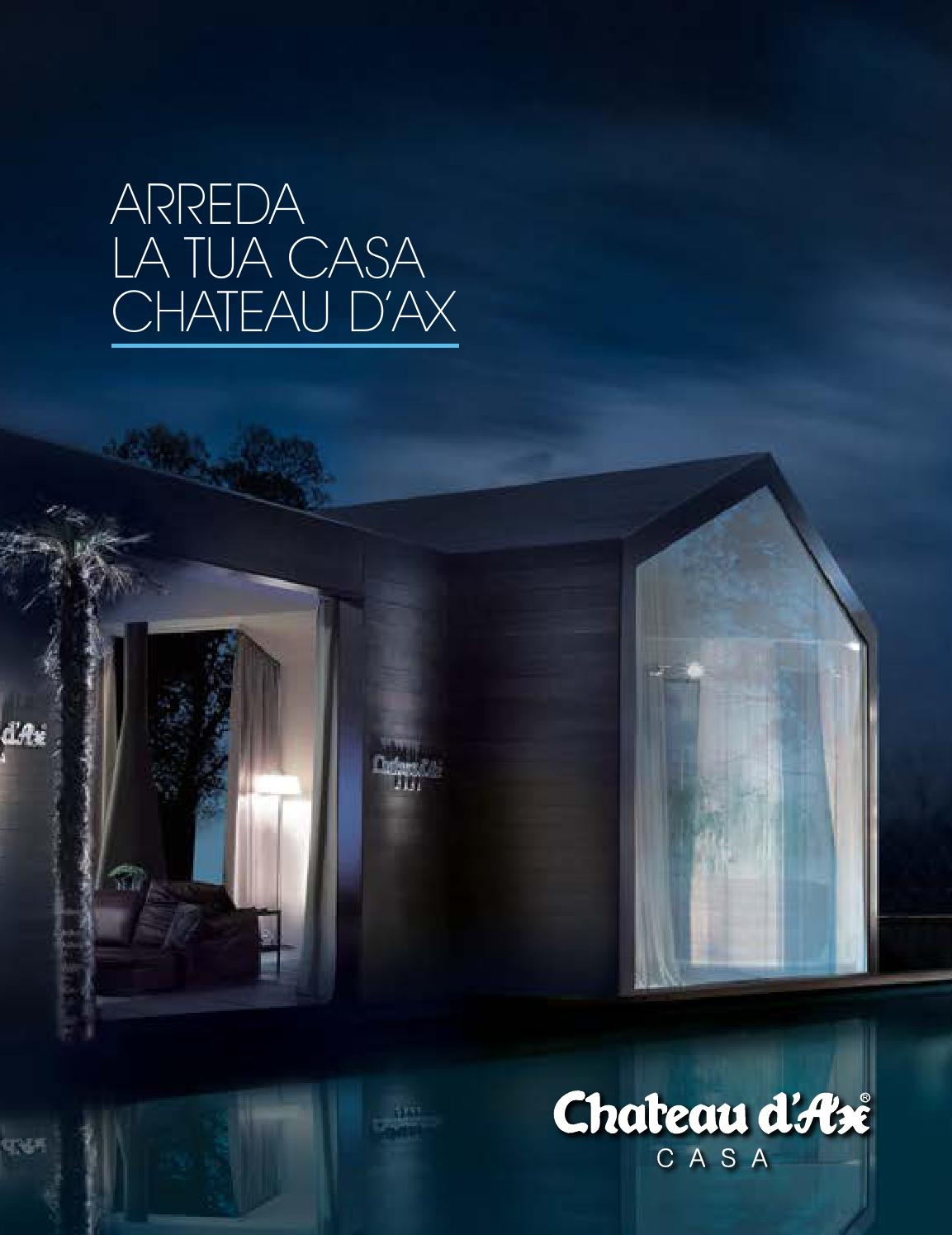 Catalogo Chateau D Ax Marzo 2015 By Mobilpro Issuu