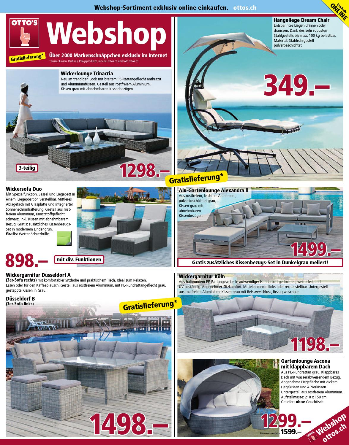 Ottos Gartenlounge Otto S By Factum Ag Issuu