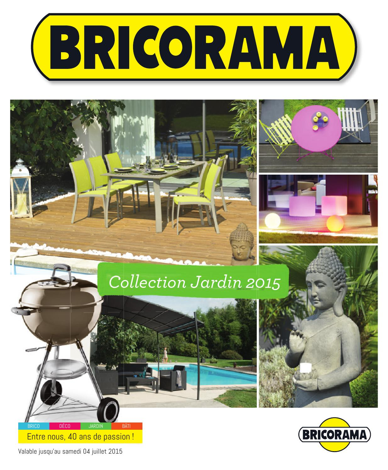 Lame De Terrasse Bricorama Bricorama Catalogue 23mars 4juillet2015 By Promocatalogues