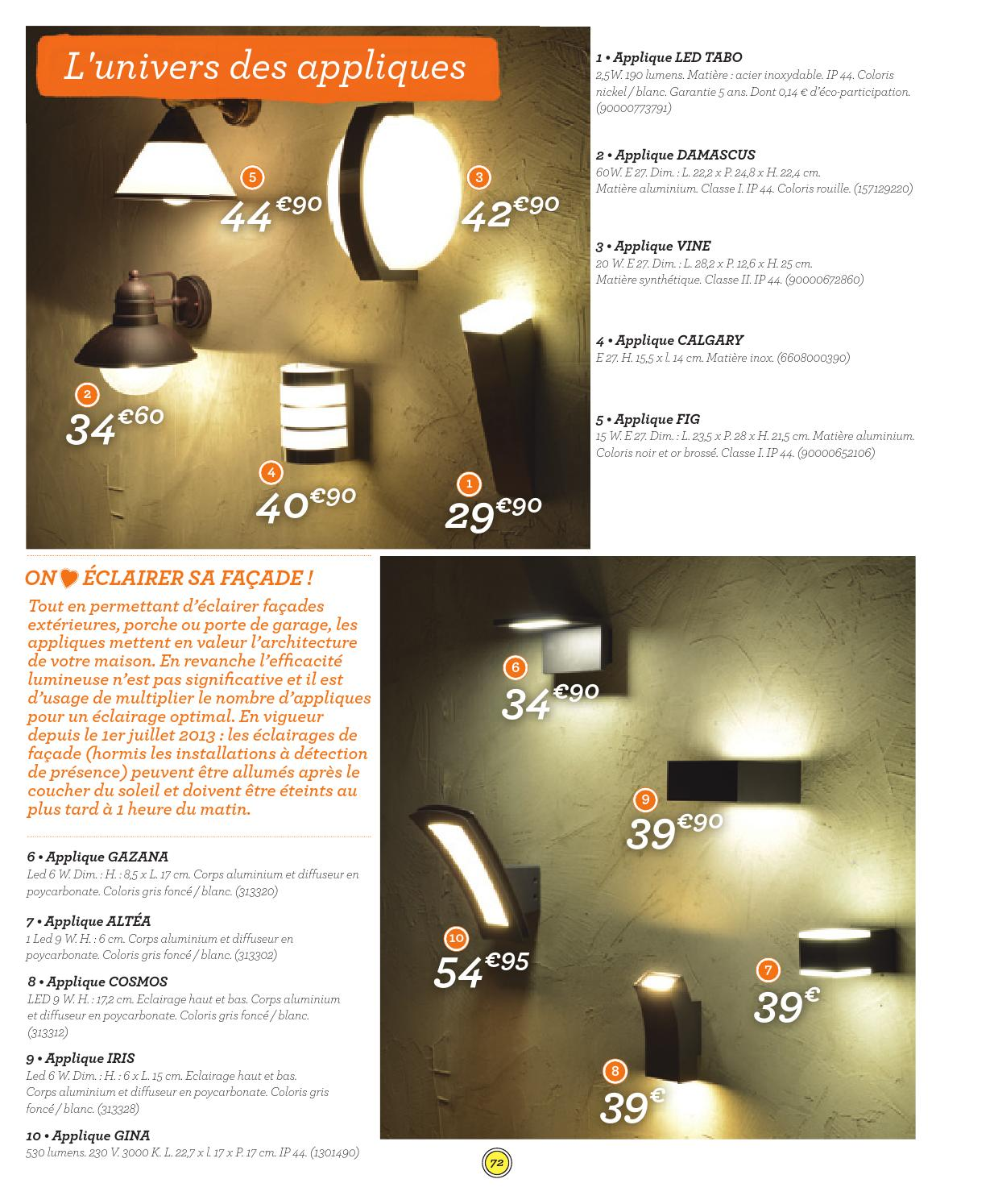 Applique Classe 2 Bricorama Catalogue 23mars 4juillet2015 By Promocatalogues Issuu