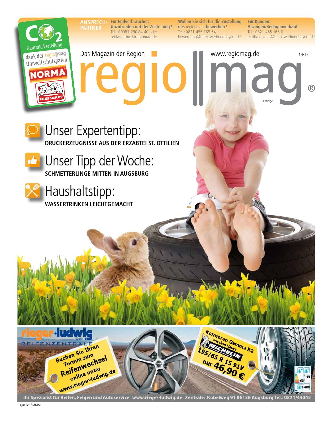 Rieger Ludwig Regio Mag Rieger Ludwing Kw 14 15 By Orzano Issuu