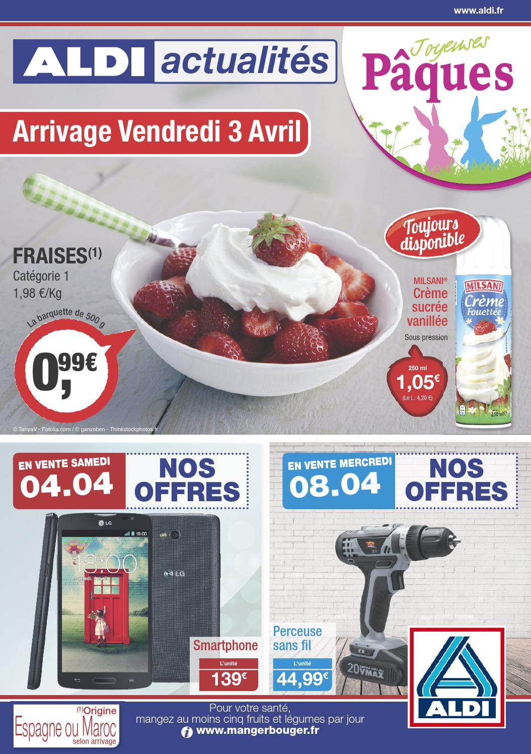 Aldi Catalogue 4 10avril2015 By Promocatalogues Com Issuu